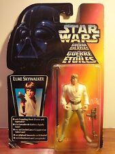 Star Wars. POTF 2. LUKE SKYWALKER. Sable largo. 1995. Kenner. BlisteR