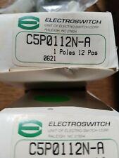 Electroswitch C5p0112n-a