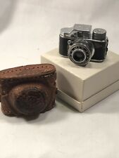 VINTAGE HIT SPYCAMERA MADE IN JAPAN WITH LEATHER CASE
