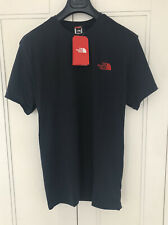 The North Face Mens T Shirt Size L Pit To Pit 22 Inches (100% Cotton)