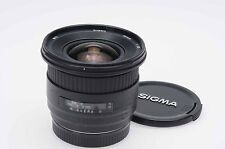 Sigma AF 18mm f3.5 Lens 18/3.5 Minolta Sony                                 #663