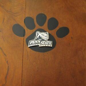 Penn State Wall Mounted Wood Key Holder Cabinet Box Cork Message Board 6 Hooks