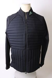 Adidas Men's FrostGuard Insulated Full Zip Jacket - L - Black