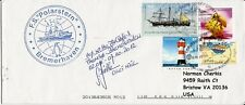 Arctic Cover-German Research Icebreaker, Polarstern, Ark Xxvii-3, 2012-Signed