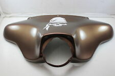 97-13 HARLEY DAVIDSON TOURING FRONT FAIRING PLASTIC BATWING COVER