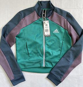 NEW Adidas Woman's Track Top Jacket sz XS