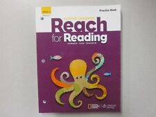 National Geographic Reach for Reading Common Core Grade 2 Practice Bk 1305499026