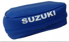 Rear Fender Bags BLue Suzuki DR TS Tool Bag, free shipping worldwide