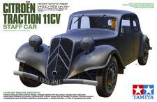 TAMIYA 1:35 KIT CITROEN TRACTION 11CV AUTOMOBILE AZIENDALE STAFF CAR  ART 35301
