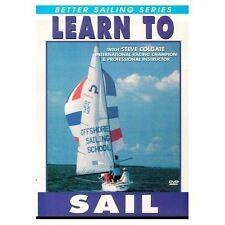 Learn to Sail with Steve Colgate Bennett Marine DVD