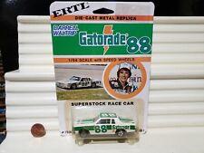 Ertl #1598 Darrell Waltrip #88 Gatorade 1980 Chevrolet 1/64 Scale Mint inBubblpk