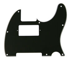 Black 3-ply Humbucker Pickguard for Fender Telecaster/Tele® PG-9562-033