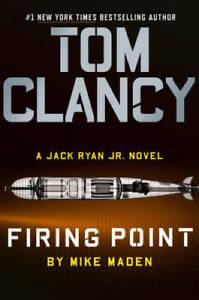 Tom Clancy Firing Point (A Jack Ryan Jr. Novel) - Hardcover - GOOD
