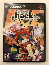 Hack Mutation Part 2 [ Sony Playstation 2 ] PS2, Complete w/Case & Manual
