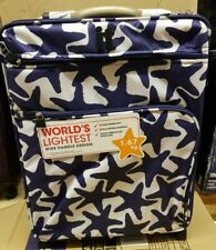 it luggage Worlds Lightest Cabin 2 Wheel Starfish Print Suitcase 55cm