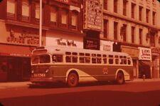 Springfield Transit Gm Old Look bus original Slide
