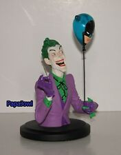 DC Direct Classic Mini Bust The JOKER With Batman Balloon Limited #1005 Of 2500