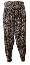 Womens Ali Baba Harem Trousers Pants Leggings Ladies Baggy Aladdin Boho Hippy