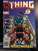 The Thing Volume 1 #19 January 1985  Marvel Comics Stan Lee