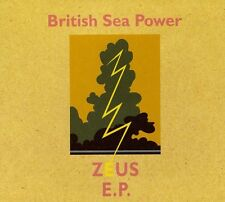 British Sea Power - Zeus EP [New CD] Extended Play, Spain - Import