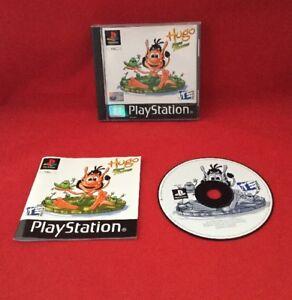 Hugo Frog Fighter - PlayStation 1 - PS1 - PAL - TESTED