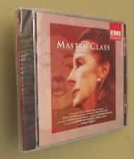 MARIA CALLAS - Master Class - CD - NEW SEALED 8 Songs