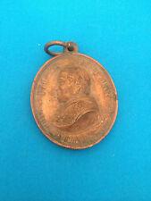 Ancienne Médaille Cuivre PIUS IX PONT MAX / Antique Copper Medal