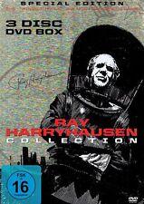 DVD-BOX NEU/OVP - Ray Harryhausen Collection - 3 Disc DVD box