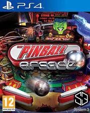 Pinball Arcade (Sony PlayStation 4, 2014)