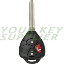 Brand New Replacement Remote Head Key Fob for Toyota Rav4 XB HYQ12BBY