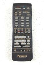 Genuine Original Panasonic VSQS1107 TV/VCR Remote Control