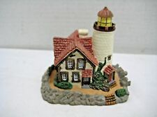 Timber Cottage Lighthouse by Lenox 1997