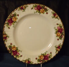 "Royal Albert Bone China Old Country Roses 10"" 1/4 Dinner Plate New"