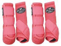 VenTech ELITE Professional's Choice Sport Medicine Boots Value Pack Melon L Pro
