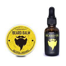 OALEN Beard Kit Beard Oil & Balm Men Care Product Mustache Wax & Softener V3Y6