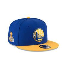 Golden State Warriors  New Era 2017 NBA Finals Champions  9FIFTY Snap Back Hat