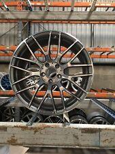"Genuine Mercedes 19"" C63 C63S AMG REAR Alloy Wheel A2054011800 9.5J ET56 1 Wheel"