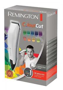 Remington HC5035 Haarschneider ColourCut mit 9 Haar Trimmer & Rasierer Aufsätze