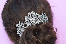 SWARVOSKI wedding bridal crystal head piece