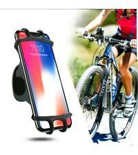 FLOVEME Bike Phone Holder for 4 - 6.5inch Phone Silicone Bracket