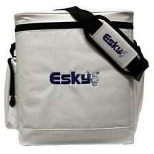 Esky 30 Can MARINE HYBRID Cooler Hard Inner Insulated Lining. BONUS ICE BRICK