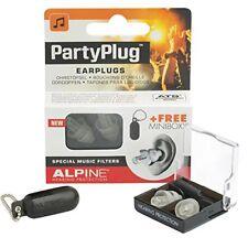 Alpine Bouchons D'oreilles PartyPlug Music Minibox 1 Paire