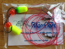 10 - Surf Fishing Rigs, Pier Rigs, Boat Rigs, Regular Mono Rigs (Free Shipping)