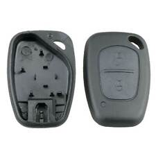 Replacement 2 Button Remote Key Fob Case Shell for Vauxhall Opel Vivaro Movano
