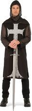 Gothic Knight Adult Costume Renaissance Medieval LARP Size XLarge