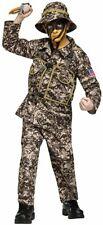 Desert Commando Camo Kids Costume Medium