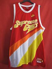 Maillot Basket Supreme Court basketball shirt Nike 90'S Jersey - XL