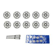10PCS Diamond Steel Cutting Wheel Saw Blades Cut Off Discs Saw Rotary Tool 20mm