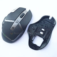 Top Shell/Cover Replacement+wheel/Roller for Logitech G602 Wireless Gaming Mouse