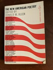 The New American Poetry (pbk 1960 9th printing)